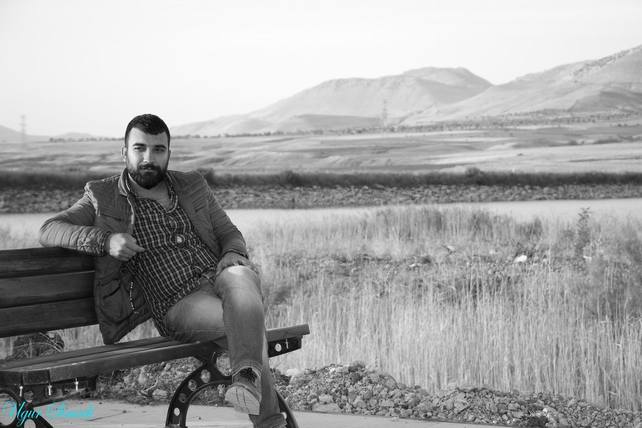 One Man Only Smiling Sky Only Men Nature Men Sitting People One Person Rural Scene Old-fashioned Adult Young Adult Portrait Adults Only Outdoors Looking At Camera Beauty In Nature Day Ugursimsek Doğadan Manzara Photo♡ Lifestyles Nature Doğa