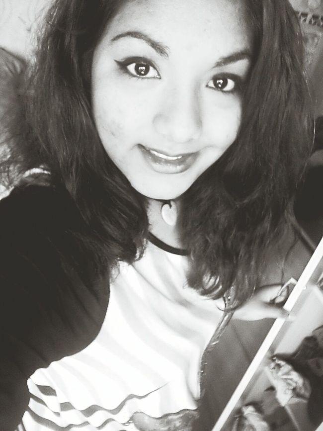 Blackandwhite Beauty Asian Girl