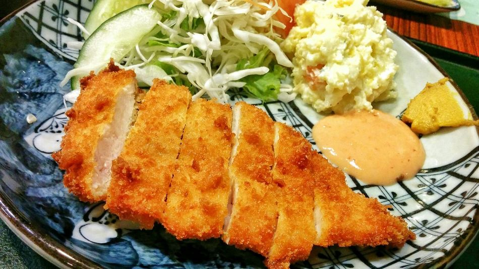 Chicken Katsu ❤