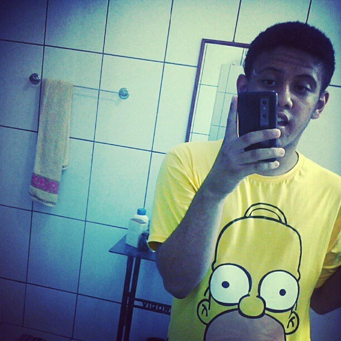 Homer Partiu Rua Litlemonster instapic