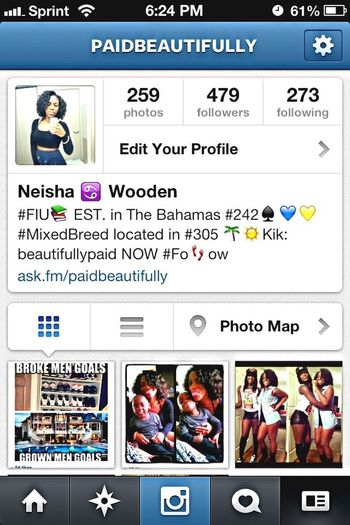 #Follow My Beauty And Brains! #IG #Eyeem #Twitter