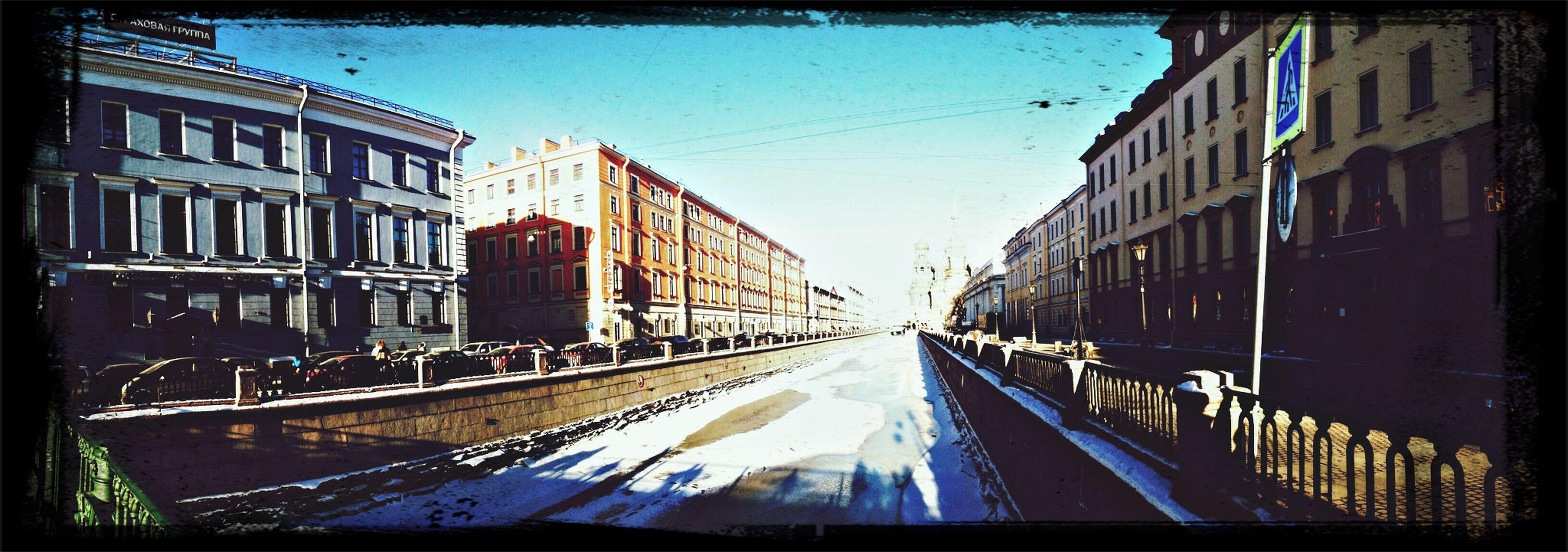 Hello World saint-Petersburg