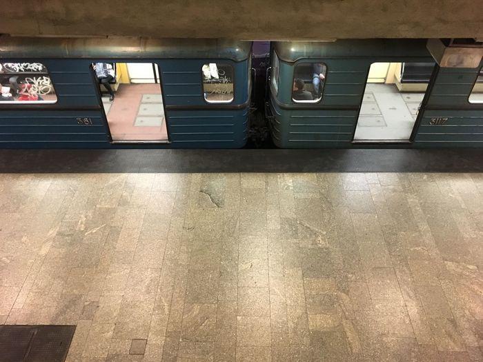 Ubahn Ubahn Budapest Architecture Hungary