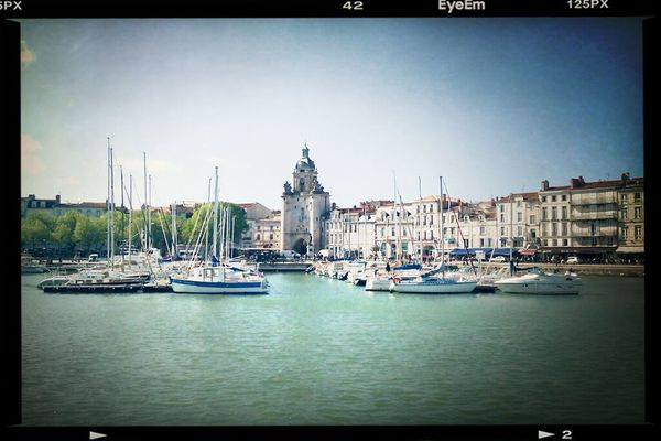 Having fun in La Rochelle by Benoit