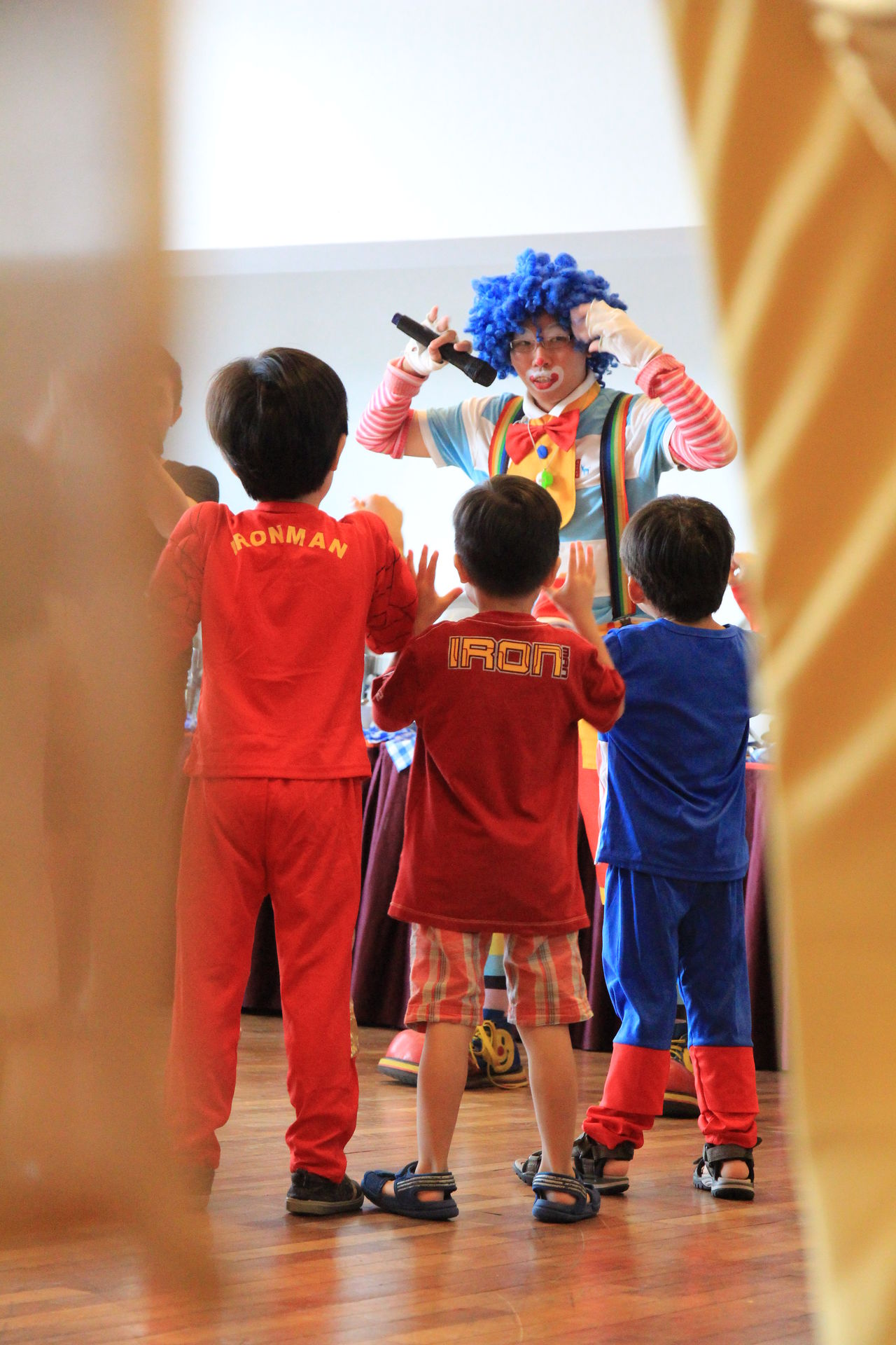 Beautiful stock photos of clown,  35-39 Years,  4-5 Years,  Arts Culture And Entertainment,  Boys