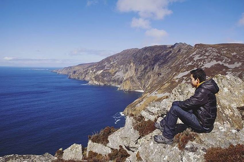Tranquil view | Slieve League, Donegal Travel Donegal SlieveLeague Cliff