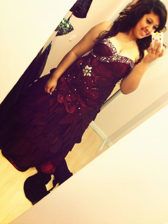 Dress Shopping!