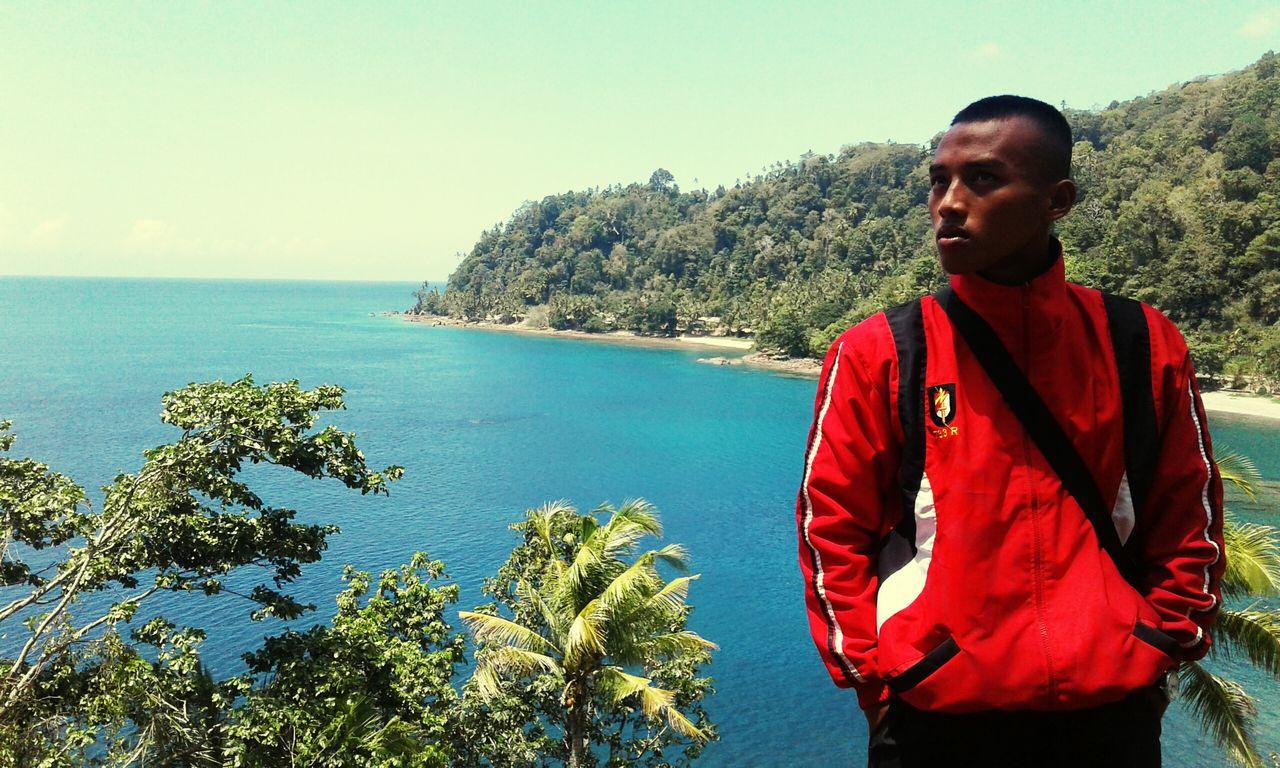 Tanjung alang view. Enjoying Life