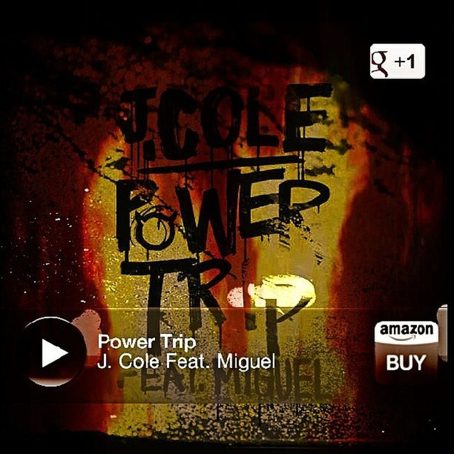 Its raining & this song total hit the spot Nowplaying J.Cole - PowerTrip (Feelingsometypeofway )