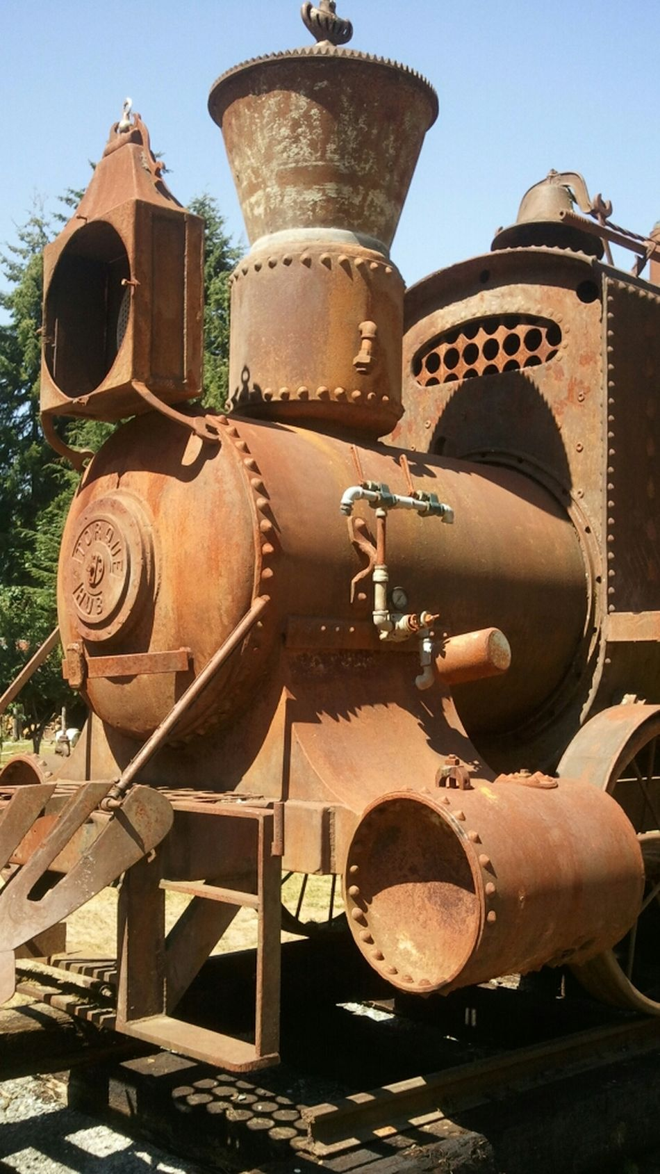 Trains Grills Railroaded The Art Of Decay