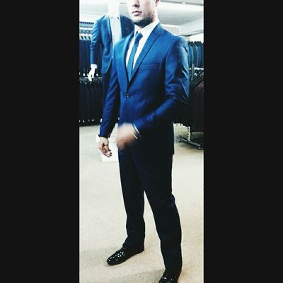 Graduation Finished Suit Man Today's Hot Look Me Today Fashion Classic