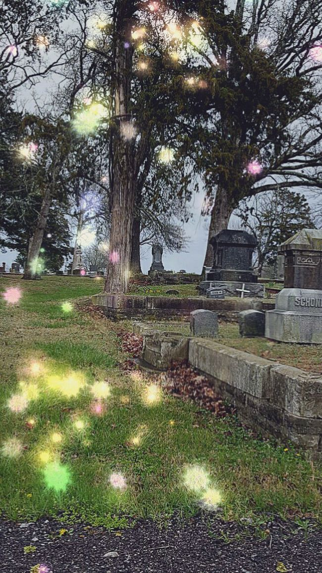 This is how I imagine sprites would look in the Cemetery. SpriteSlam Thought Provoking  Cemetery Photography Cemetery Series