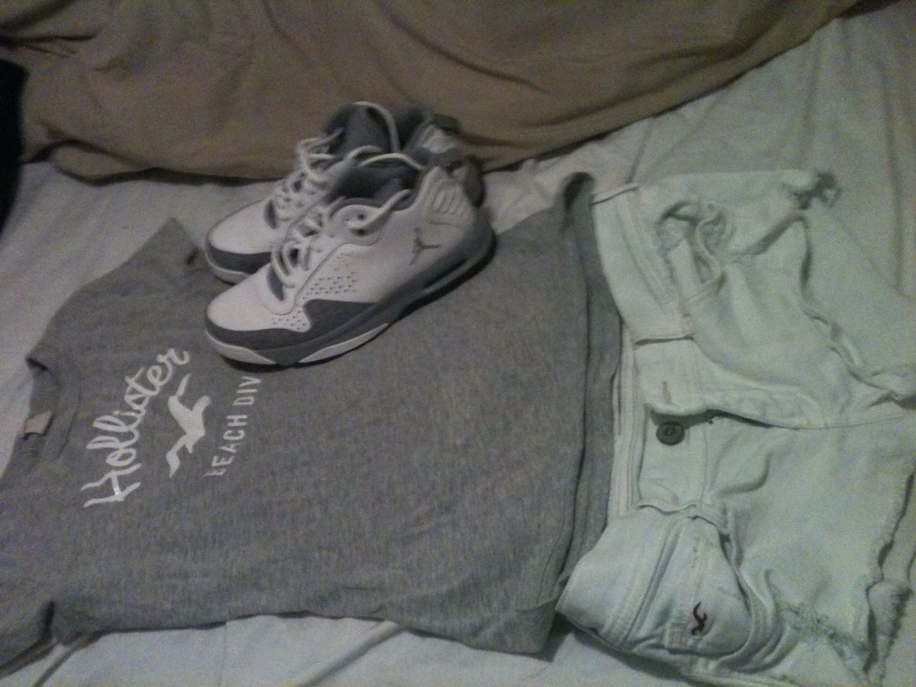 When summer comes this is my first day outfit ,( ;