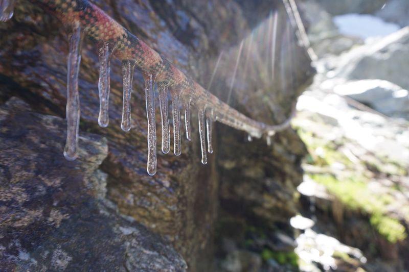 Icicles SwissAlps! Getoutside Switzerland Tranquility Swissalps Icicles