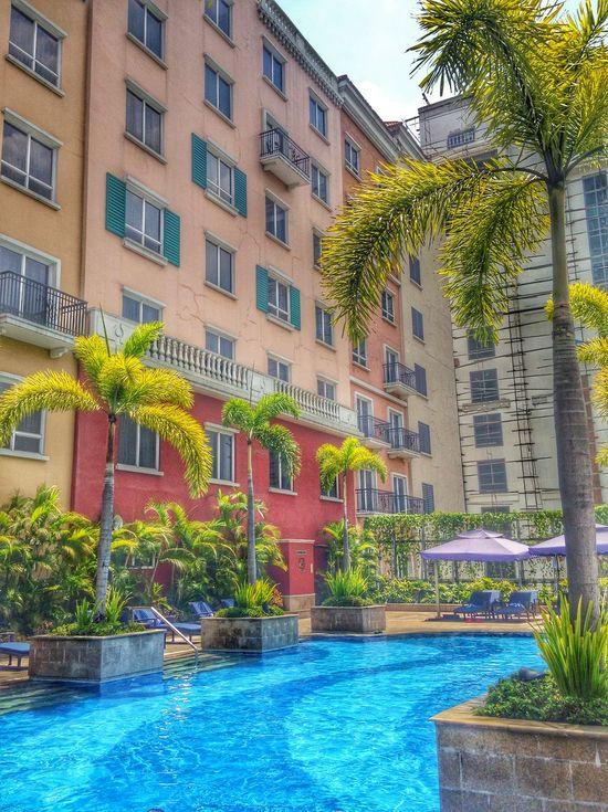 Marriott Hotel, Manila Bellephotos Poolside Check This Out IPhoneography Enjoying Life Beautiful Day EyeEmBestPics Eyeem Philippines Wanderlust Hugging A Tree
