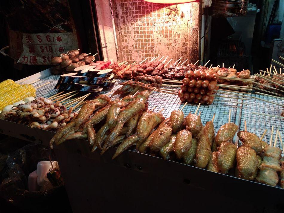 Barbecue Streetfood Hongkongfood Asuszenfone3
