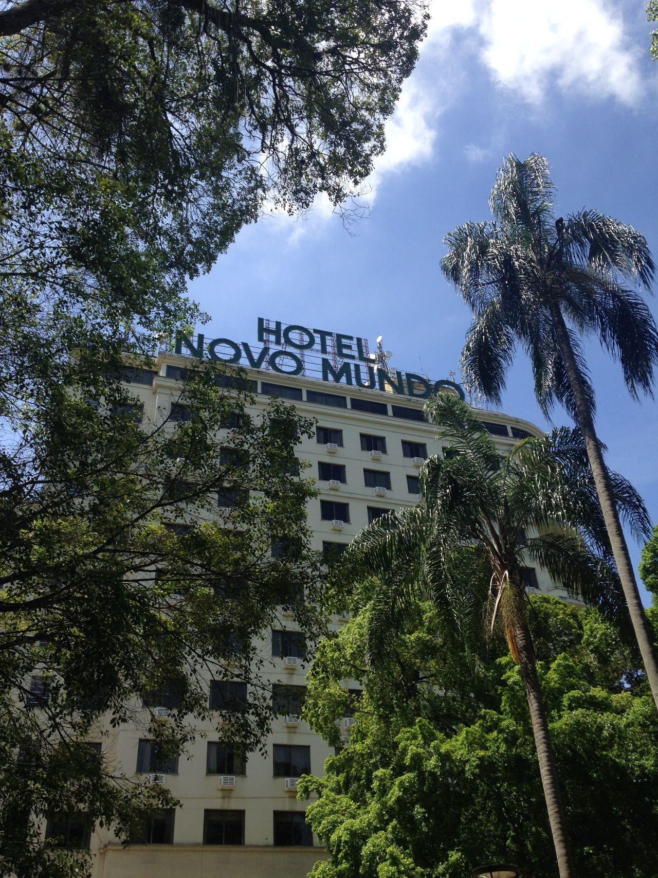 Hotel Flamengo Rio De Janeiro Hotel Novo Mundo Brazil Brasil Rio Hospedagem