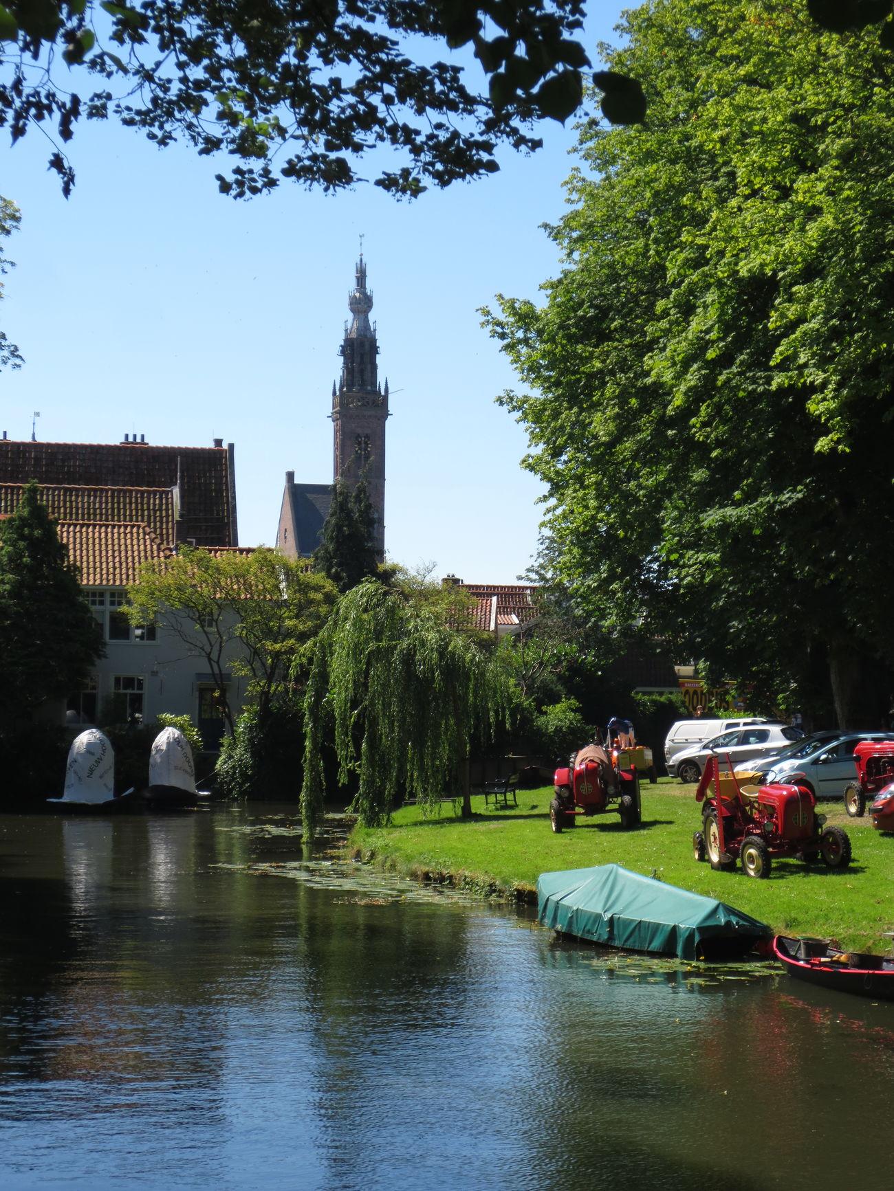 Un Paseo por el Pueblode Edan en Holanda