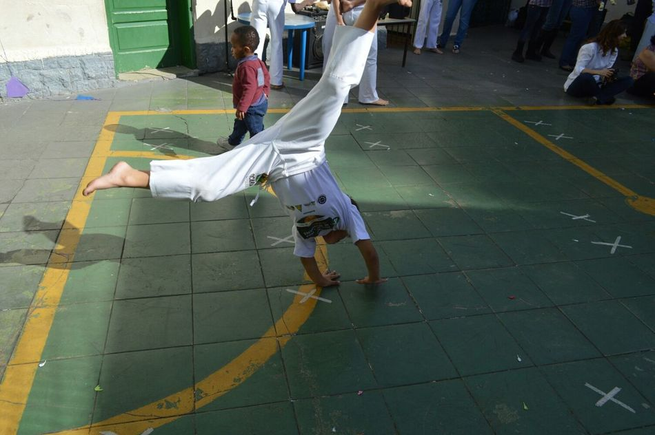 Bruno - capoeira - Brasil Esporte Kids Capoeira