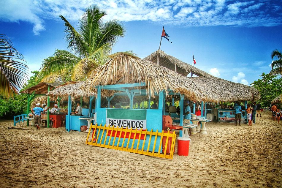 Catalina Island in the Dominican Republic Dominican Republic Island Tropical Paradise Tropical Dream Destinations Bienvenidos Restaurant Beach Bar Beach Caribbean Lifestyle Highlife Luxurylifestyle  Holiday Summer Palm Trees Catalina Island