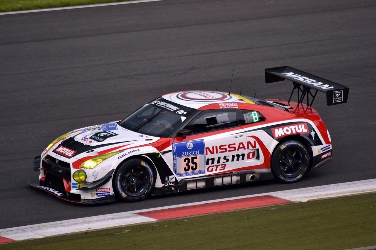 Asphalt Car Day Motorsport Nismo  Nissan GTR Nurburgring Racecar