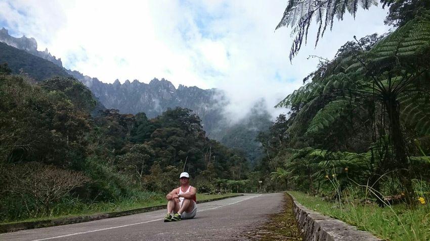 My Lovely Home Pleace, Mount Kinabalu Sabah, Hello WorldMalaysia