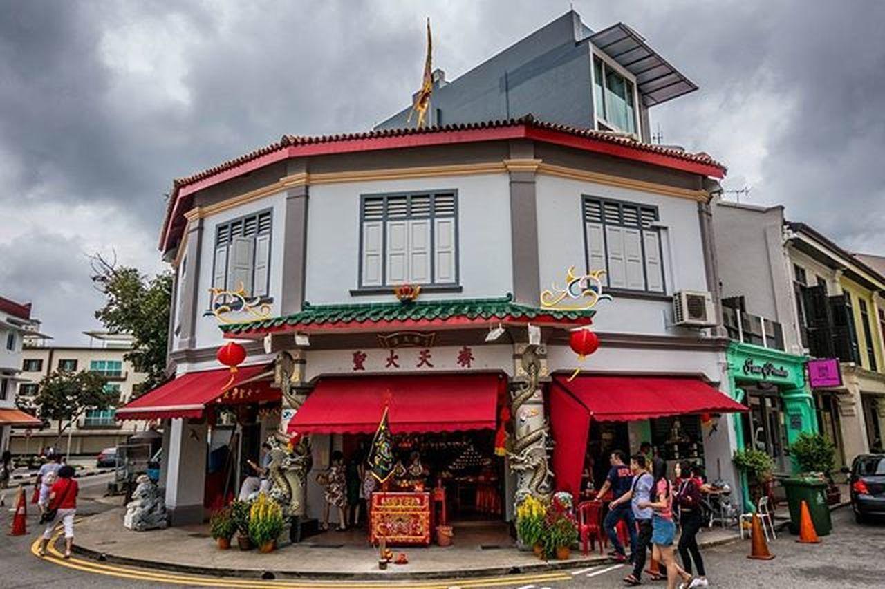Tiongbahru Architecture Sonyrx100iv Nofilter Cny Yearofthemonkey Sg Singapore
