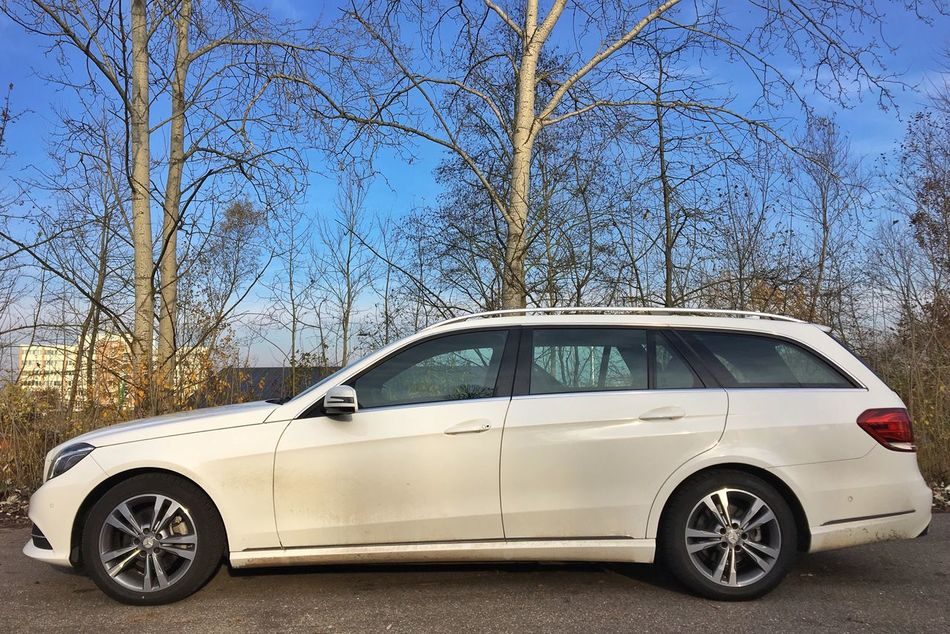 Another E220; picked it up yesterday in Wuppertal/Marl & now in Germersheim.