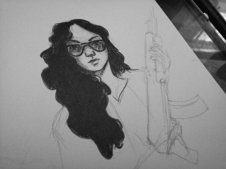 """Segura minha Ak """"Beach"""" Sketch Desenho Drawn Creativity Ilustration Ilustração  Dibujo"""