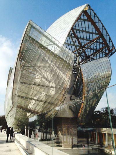 The Architect - 2015 EyeEm Awards Louis Vuitton Fundation