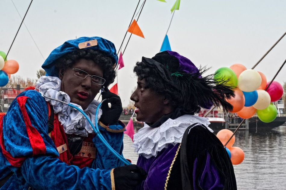 Saint Nicholas Day Black Peters Sinterklaas Intocht In Almere-Havenvv Sinterklaas 2013