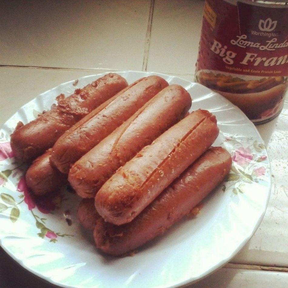 Another Vegetarian foodie BigFranks Lunch