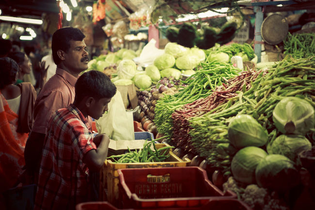 Adventure Boy Culture Food Heat Hot India Indian Man Market Outdoors Produce Shopping Stall Sun Trade Traditional Traditional Culture Travel Travel Destinations Travel Photography Traveling Tropical Tropical Climate Vegetables