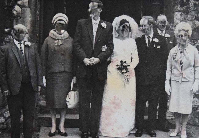 Showing Imperfection Telling Stories Differently Wedding AlzheimersAwareness Alzheimers Church 1950s