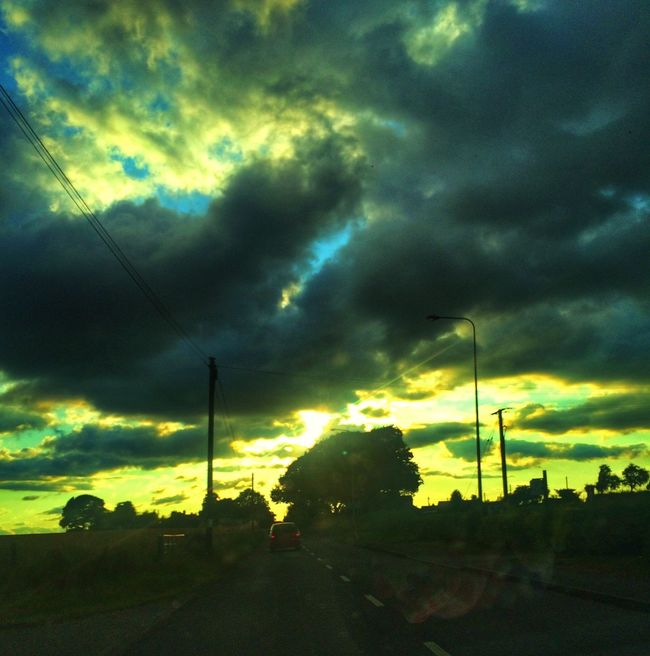 Sunset Sky Clouds And Sky EyeEm Best Shots