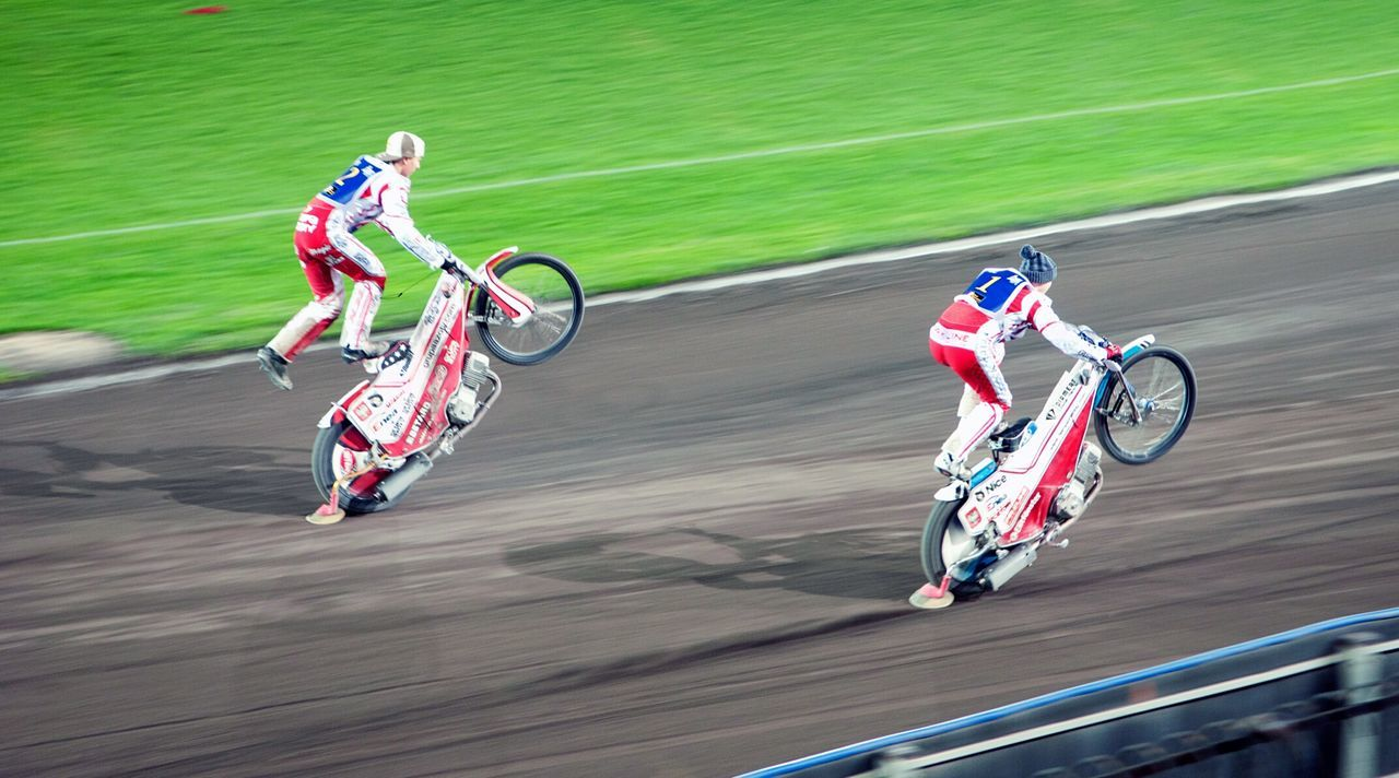 Bicycle Sport Competition Sports Track Men Speedway Speed