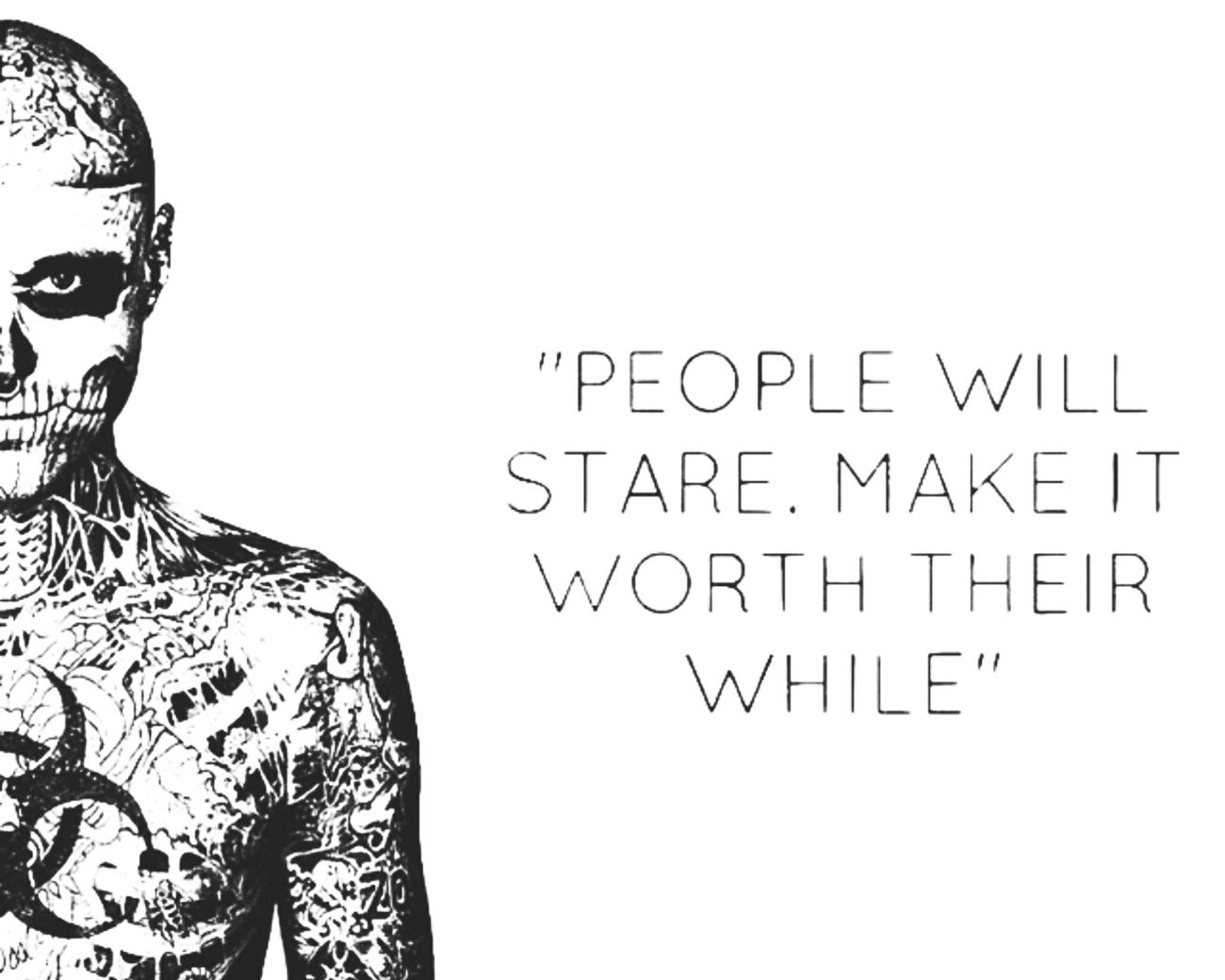 Quoteoftheday Quotes Quote ♥ Tattoo Tattooed Tattoomodels