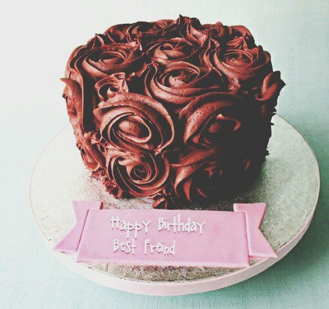 Cake. Birthday Cake Chocolate Cake