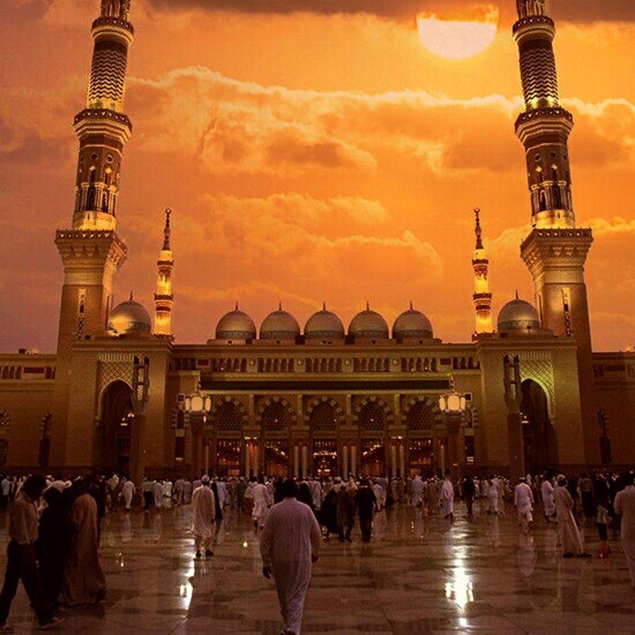 In medina ?? G_m Travel Kas