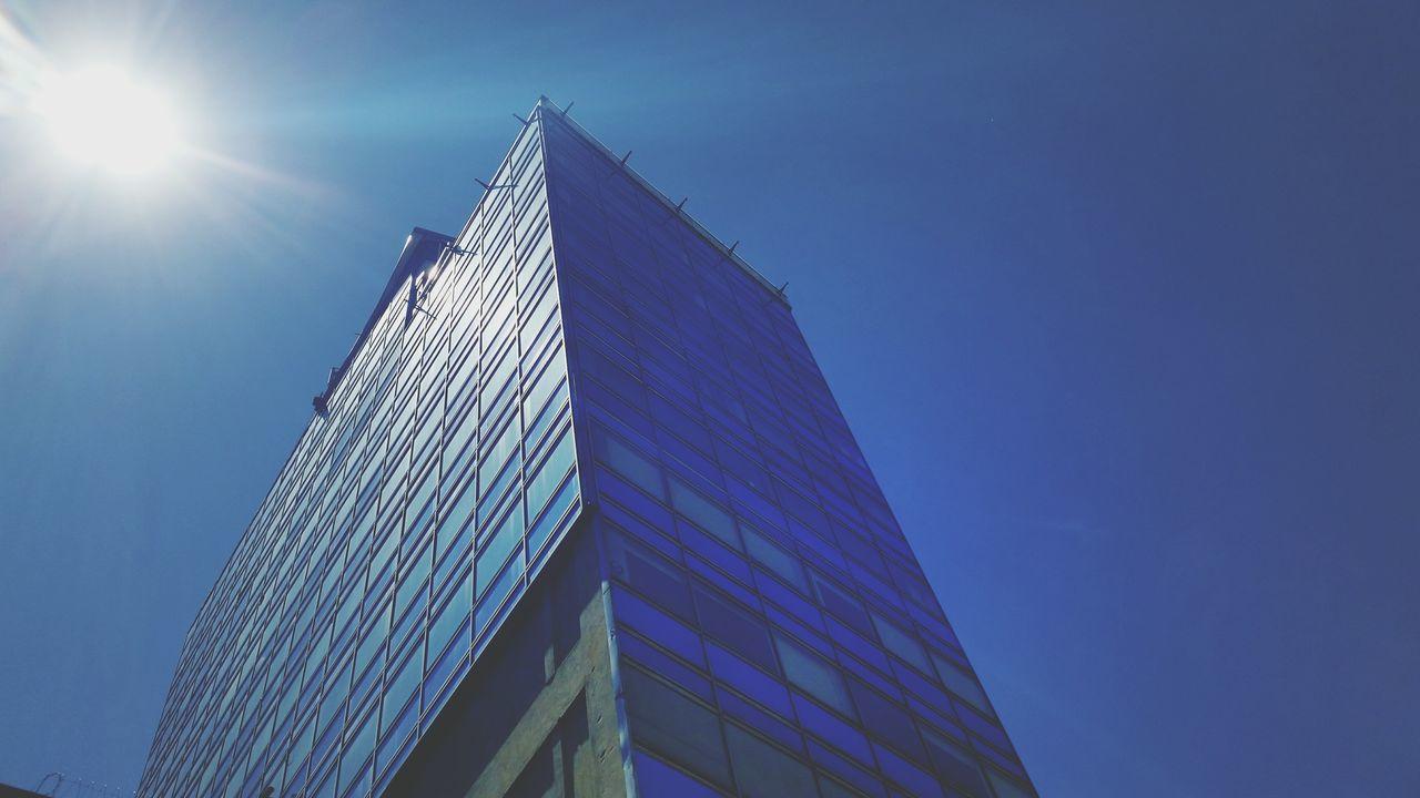 Clear Sky Sunny Day Buildings & Sky Building Exterior Bogotá