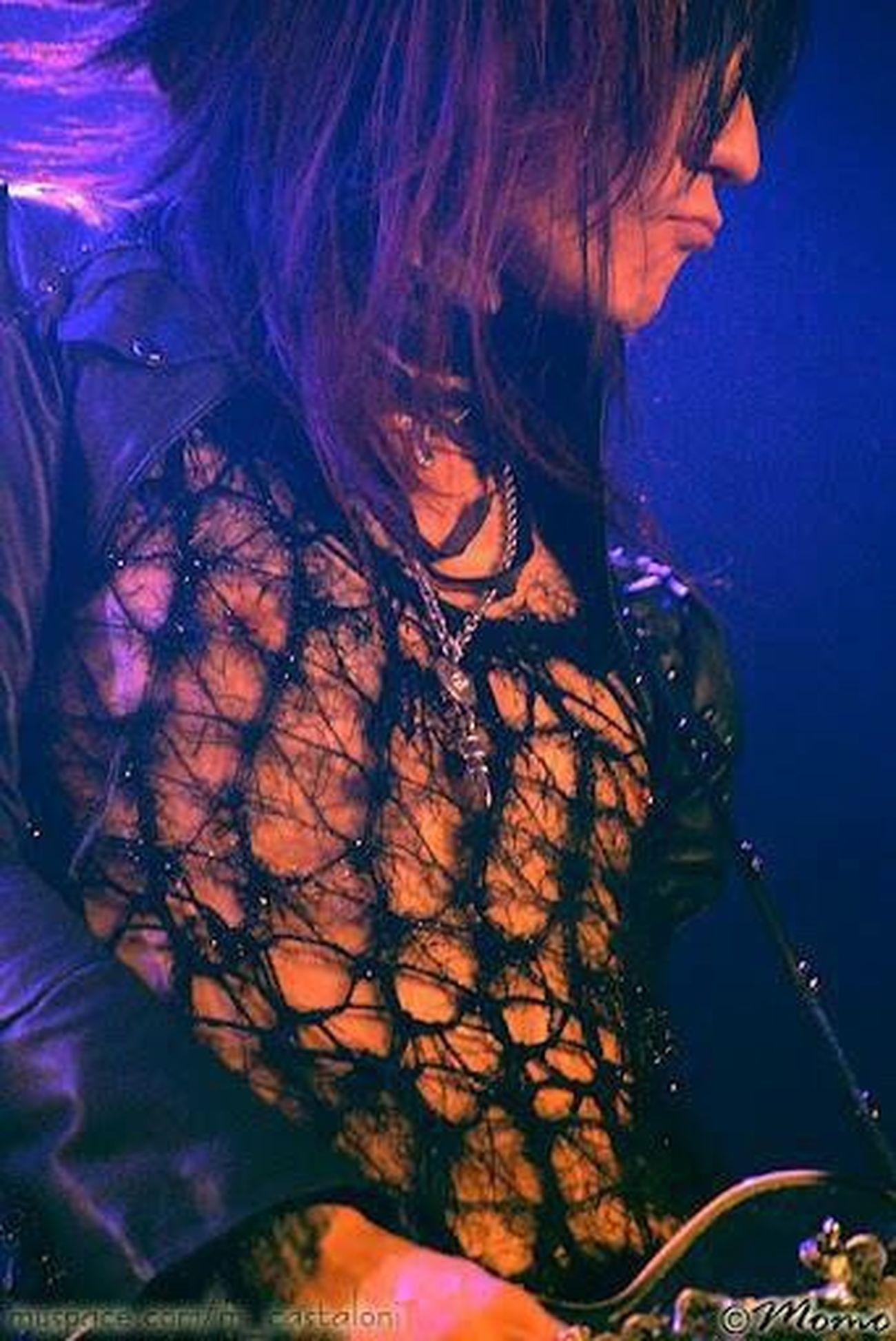 Sugizo Luna Sea X JAPAN