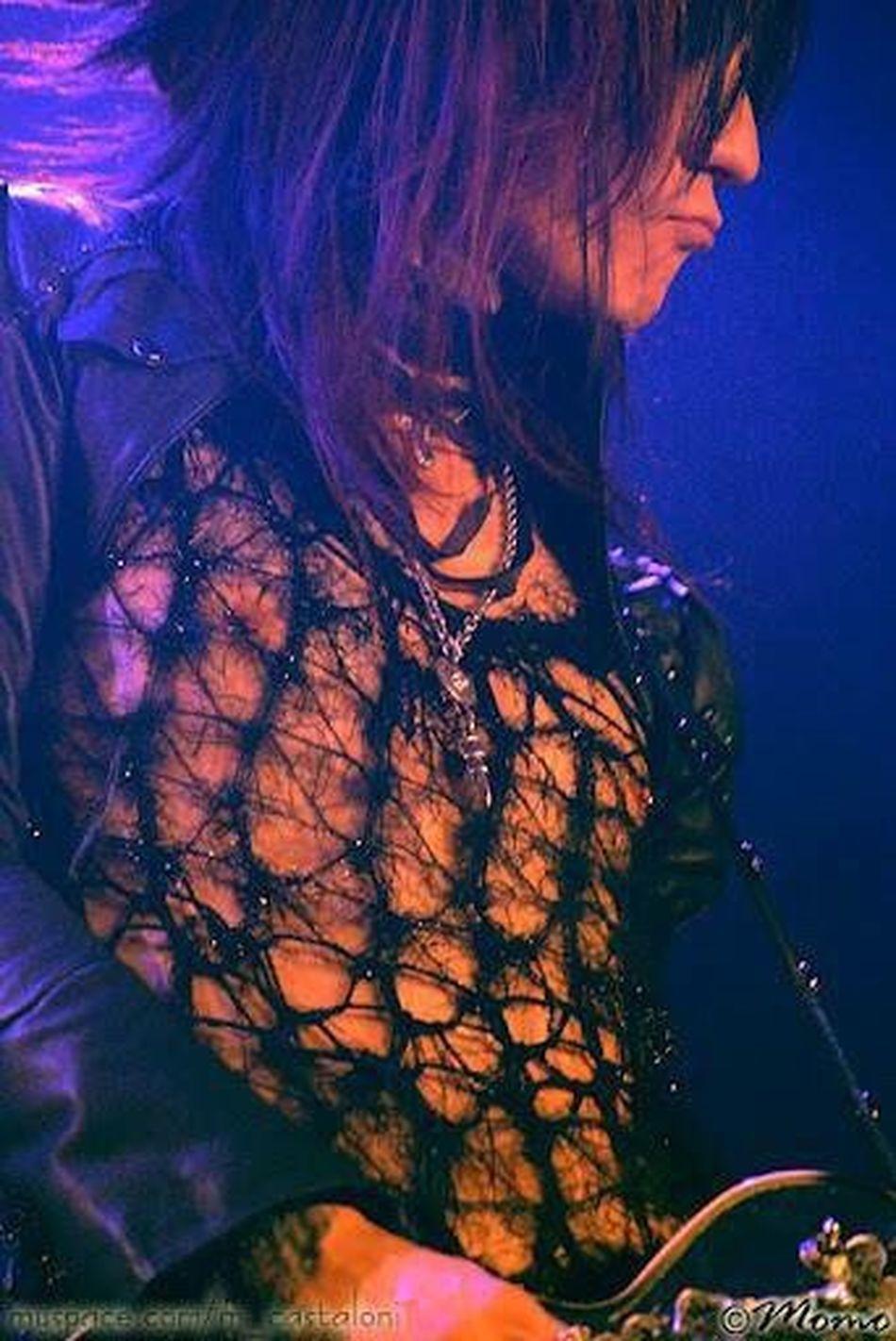 Sugizo Luna Sea X JAPAN