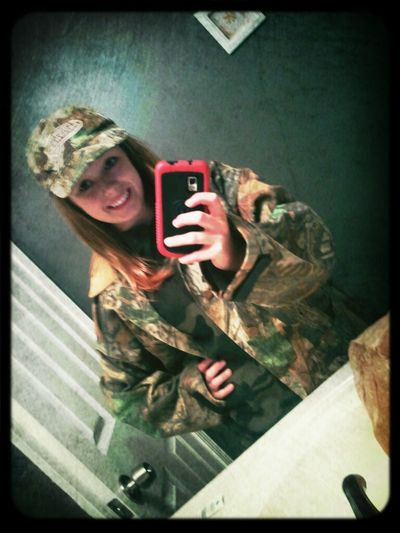 A Lonng Time Ago . Before Hunting ♥