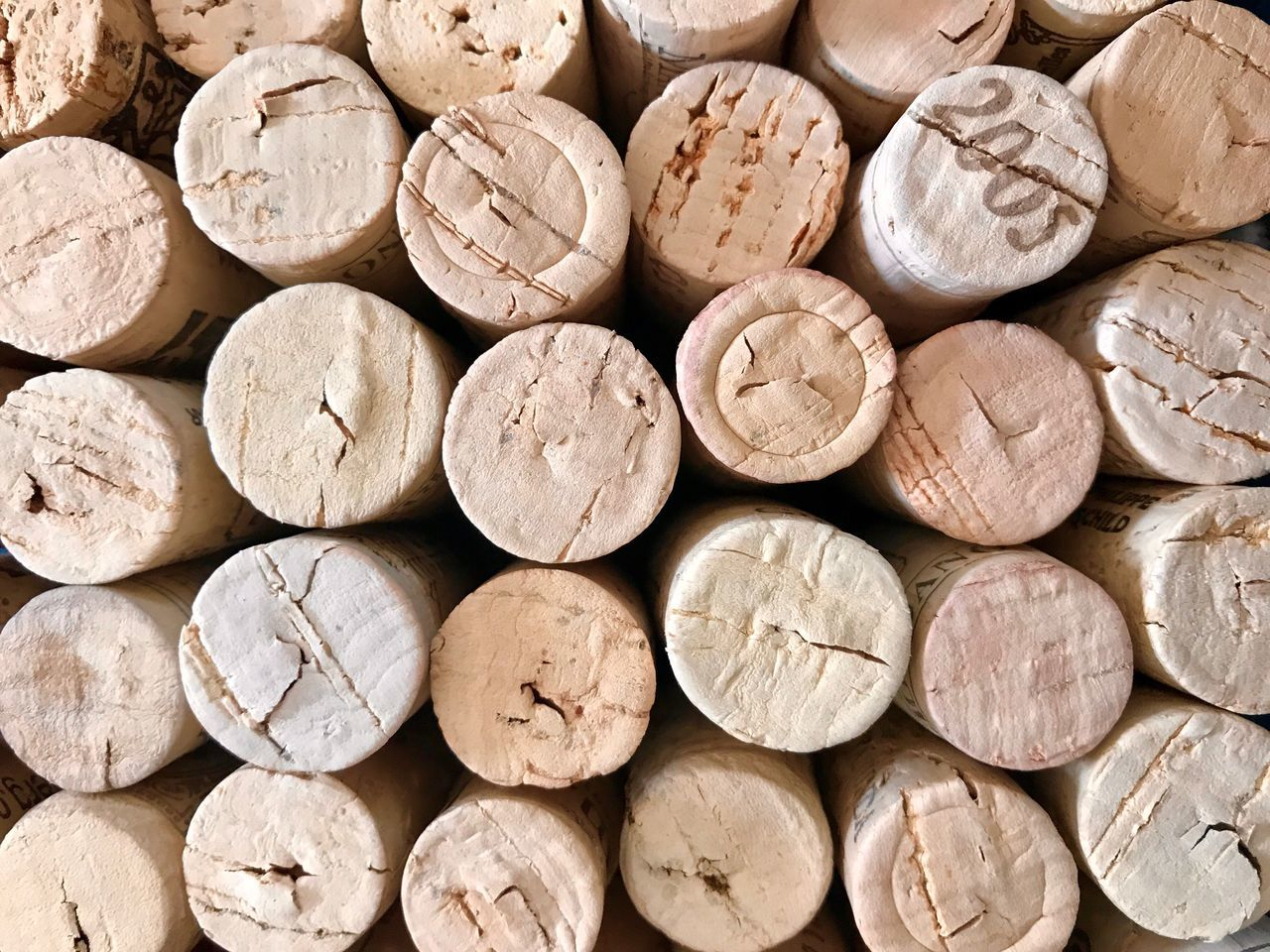 Wine Cork Backgrounds Cork - Stopper Full Frame No People Textured  Close-up Outdoors Day Winetasting Wine Cask Vine - Plant