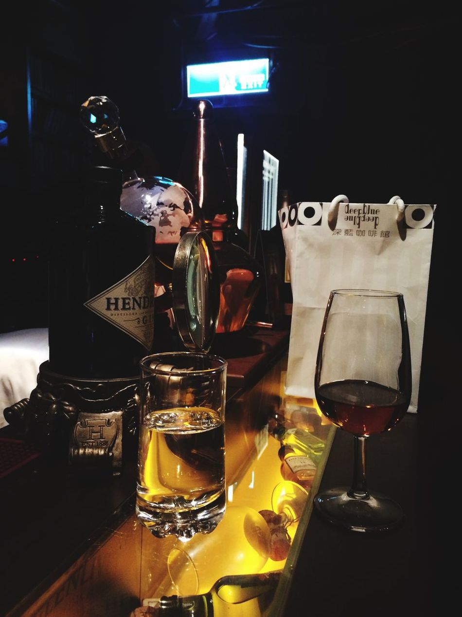 Whisky Bar First Time First Try :D Pick Up Really Quickly Learn New Knowledge