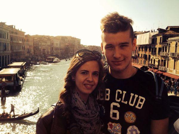 Venice, Italy Ponte Di Rialto Amor Sun ☀