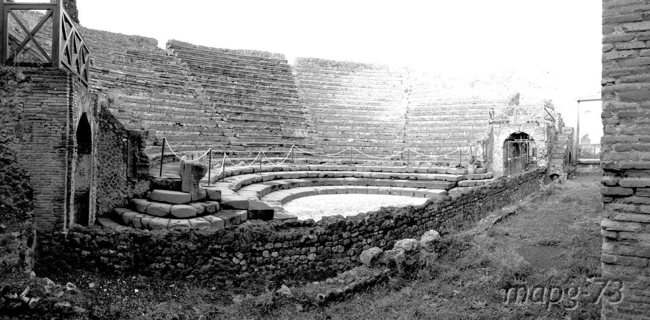 Teather Pompeii