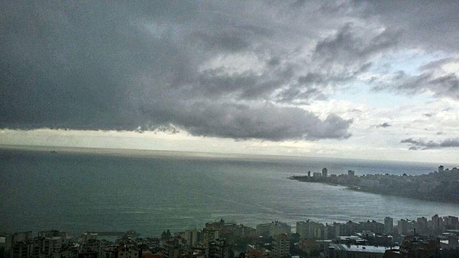 A Rainy Day in Lebanon...