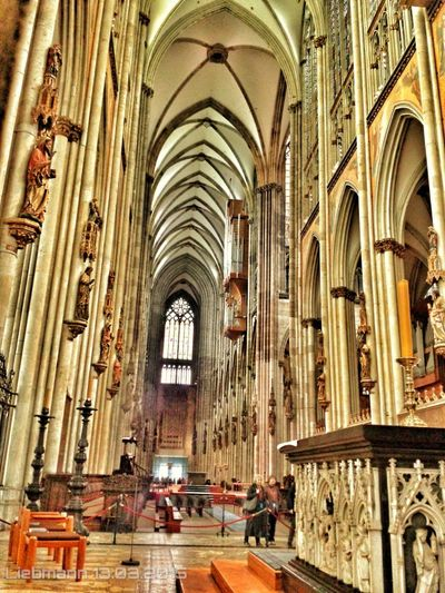 Kölner Dom Köln Architecture Church Traveling Enjoying The View Hdr_Collection
