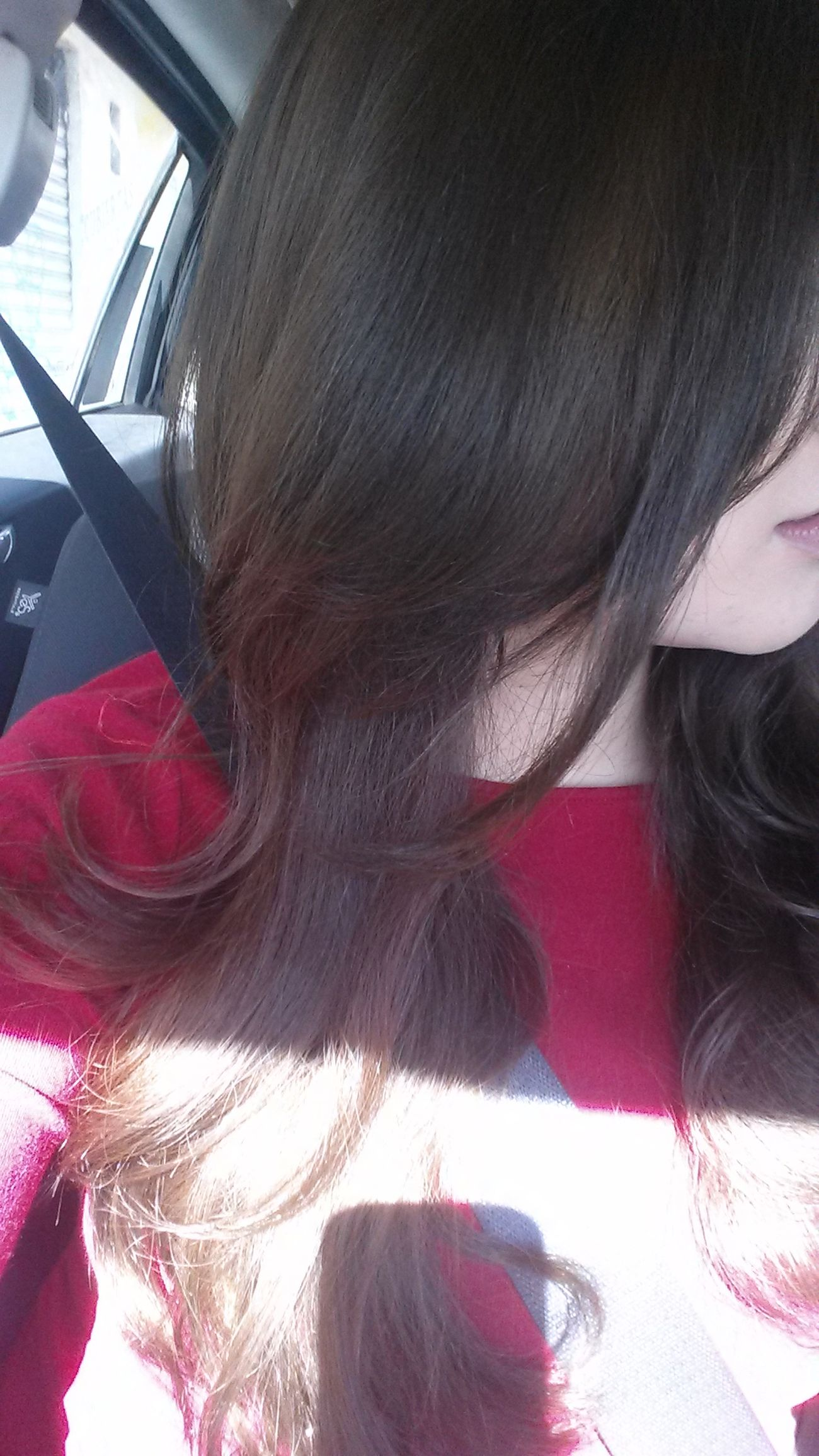 Im A Brunette Again! Color Hair Loveit Check This Out